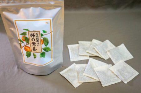 西式健康法の柿の葉茶(国産)